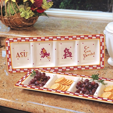 Arizona State Gameday Relish Tray