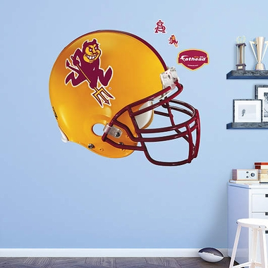 Arizona State Helmet Fathead Wall Graphic
