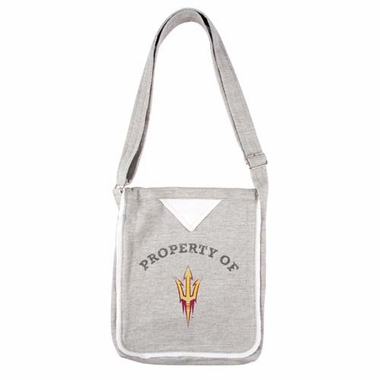 Arizona State Hoodie Crossbody Bag