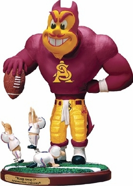 Arizona State Keepaway Rivalry Statue