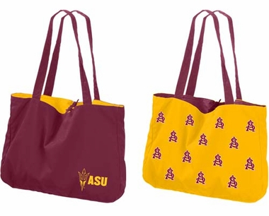 Arizona State Reversible Tote Bag