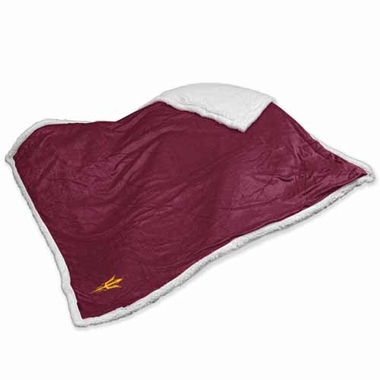 Arizona State Sherpa Blanket