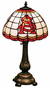 Arizona State Stained Glass Table Lamp
