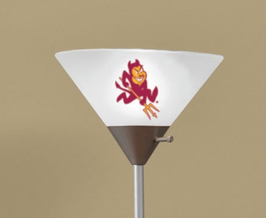 Arizona State Torchierre Floor Lamp