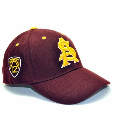 Arizona State Triple Conference Adjustable Hat