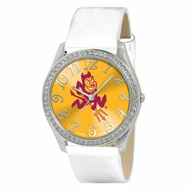 Arizona State Women's Glitz Watch