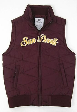 Arizona State Womens Bubble Vest