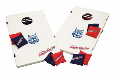 Arizona Tailgate Toss 2.0 Cornhole Beanbag Game