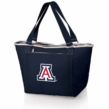 Arizona Topanga Embroidered Cooler Bag (Navy)