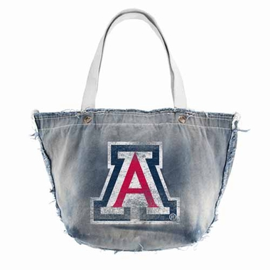 Arizona Vintage Tote (Denim)