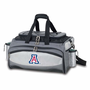 Arizona Vulcan Embroidered Tailgate Cooler (Black)