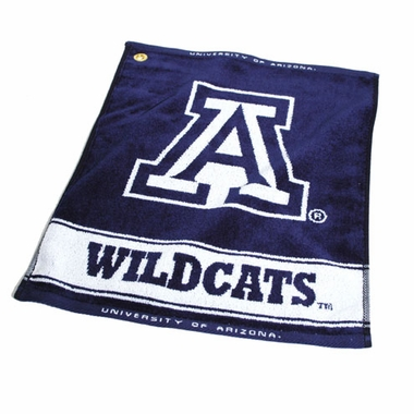 Arizona Woven Golf Towel