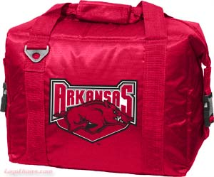 Arkansas 12 Pack Cooler