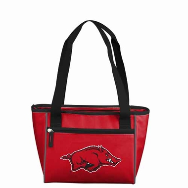 Arkansas 16 Can Tote Cooler