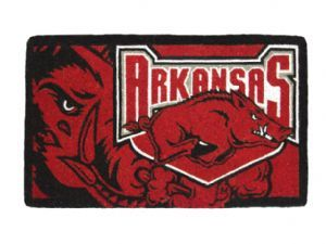 Arkansas 18x30 Bleached Welcome Mat