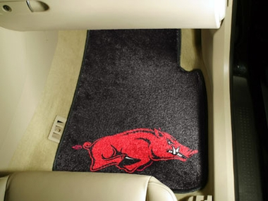 Arkansas 2 Piece Car Mats