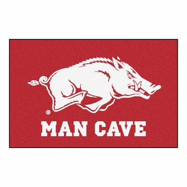 Arkansas 20 x 30 Man Cave Rug