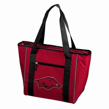 Arkansas 30 Can Tote Cooler