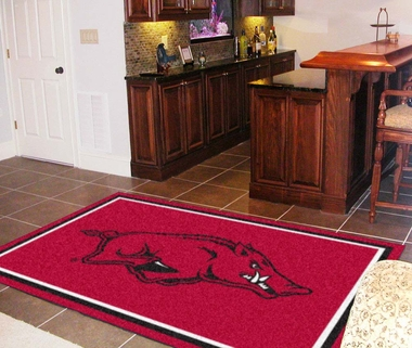 Arkansas 5 Foot x 8 Foot Rug