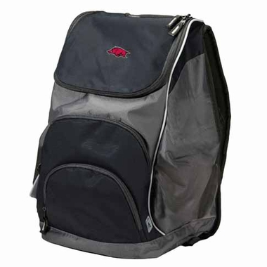 Arkansas Action Backpack (Color: Black)