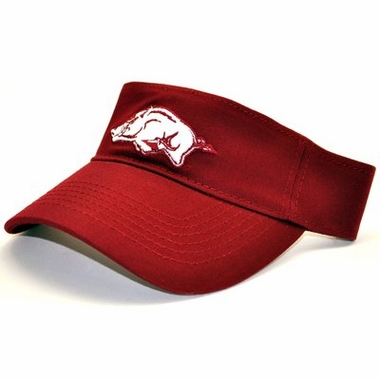 Arkansas Adjustable Birdie Visor