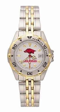 Arkansas All Star Womens (Steel Band) Watch