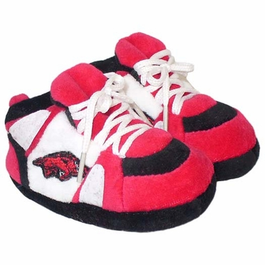 Arkansas Baby Slippers