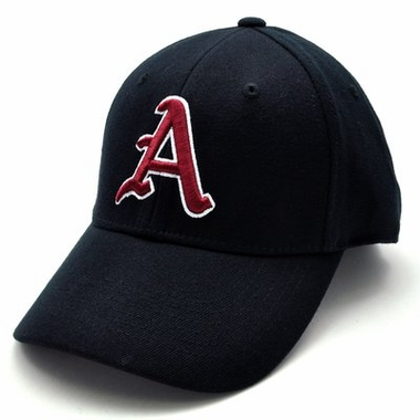 Arkansas Black Premium FlexFit Baseball Hat