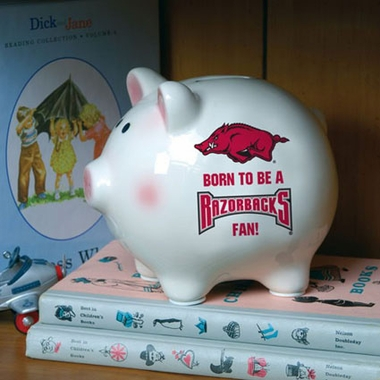 Arkansas (Born to Be) Piggy Bank