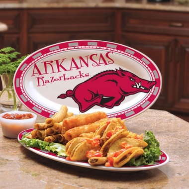 Arkansas Ceramic Platter