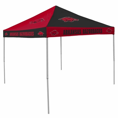 Arkansas Checkerboard Tailgate Tent