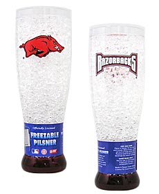 Arkansas Crystal Pilsner Glass