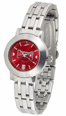 Arkansas Dynasty Women's Anonized Watch