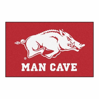 Arkansas Economy 5 Foot x 8 Foot Man Cave Mat
