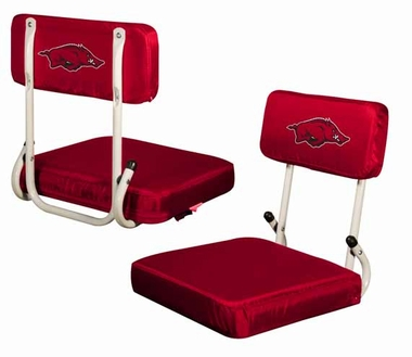 Arkansas Hard Back Stadium Seat