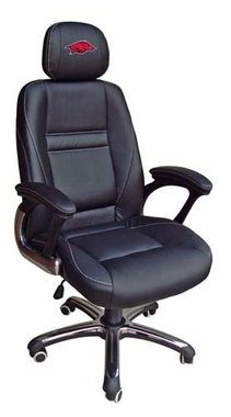 Arkansas Head Coach Office Chair