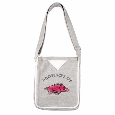 Arkansas Hoodie Crossbody Bag