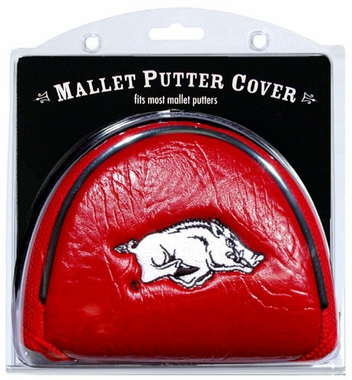Arkansas Mallet Putter Cover