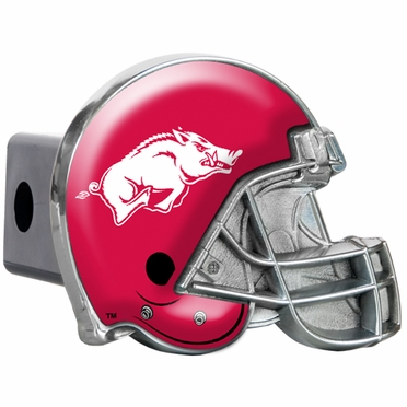 Arkansas Metal Helmet Trailer Hitch Cover
