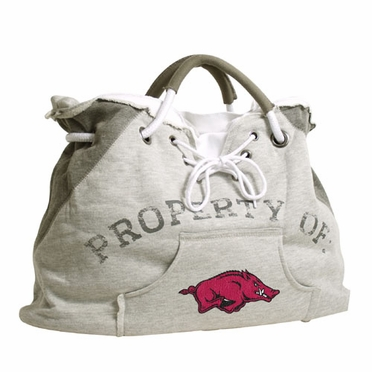 Arkansas Property of Hoody Tote
