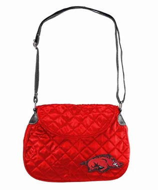 Arkansas Quilted Saddlebag