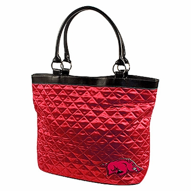 Arkansas Quilted Tote