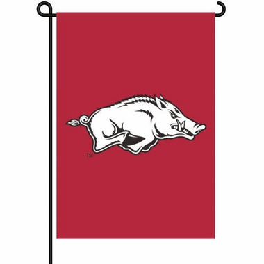 Arkansas Razorbacks 11x15 Garden Flag