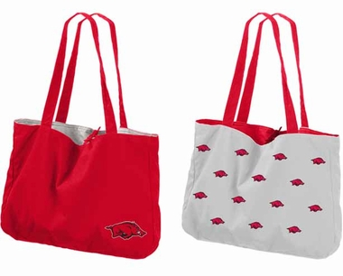 Arkansas Reversible Tote Bag