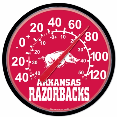 Arkansas Round Wall Thermometer