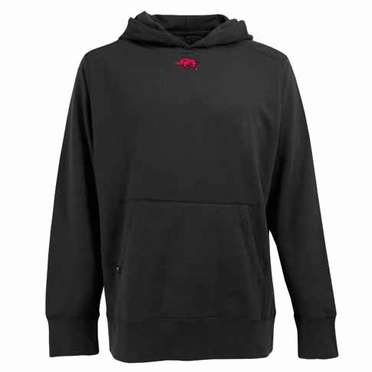 Arkansas Mens Signature Hooded Sweatshirt (Alternate Color: Black)