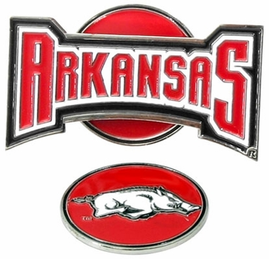 Arkansas Slider Clip With Ball Marker