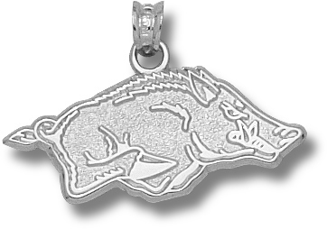 Arkansas Sterling Silver Pendant