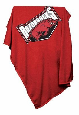 Arkansas Sweatshirt Blanket