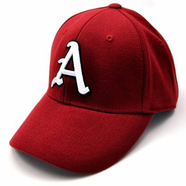 Arkansas Team Color Premium FlexFit Hat